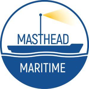 Mast head logo ship